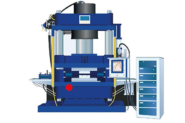 Presses hydrauliques - Hydraulique industrielle - Danfoss