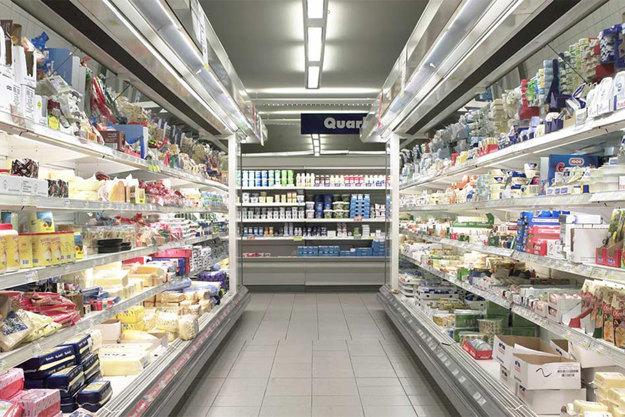 Expositores - Cámaras frigoríficas - Danfoss