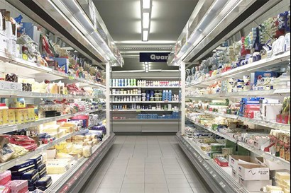 Case and Cold Room Solutions for Food Retail | Danfoss