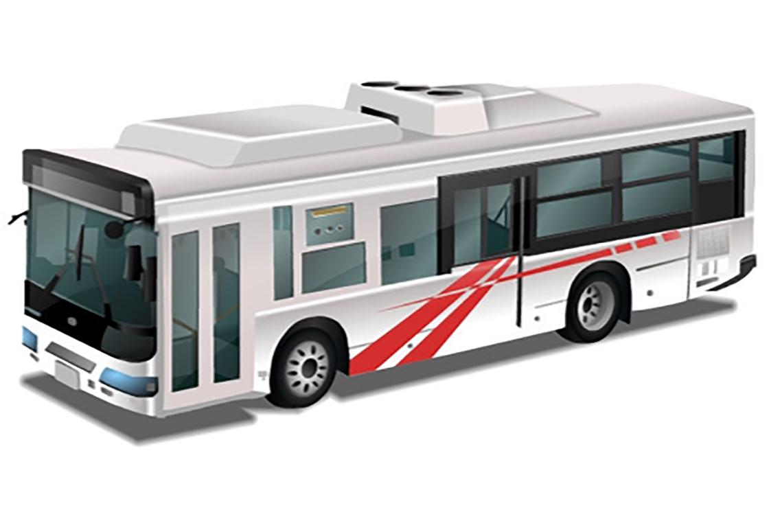 Sistemas de aire acondicionado para autobuses y trenes - Danfoss