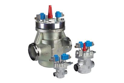 Válvula solenoide de 2 etapas ICLX Flexline™ - Danfoss