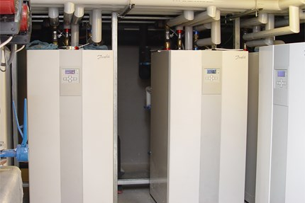 Heat Pumps - Danfoss