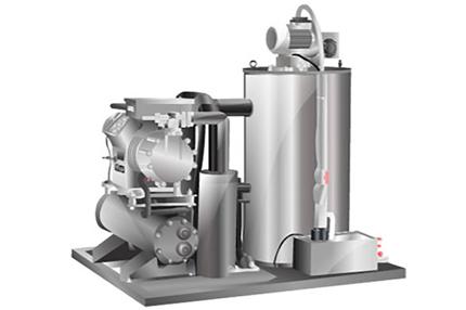 Máquinas para la producción de hielo industrial - Danfoss