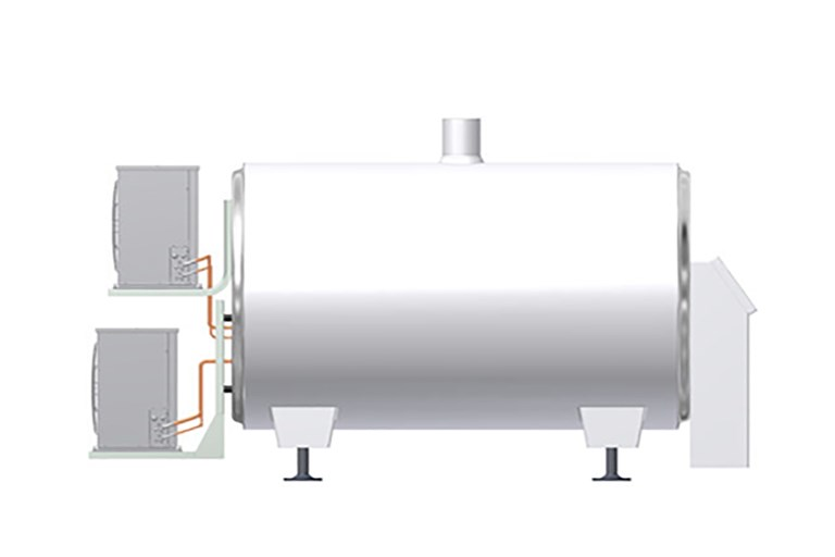 Milk Cooling Tanks Danfoss