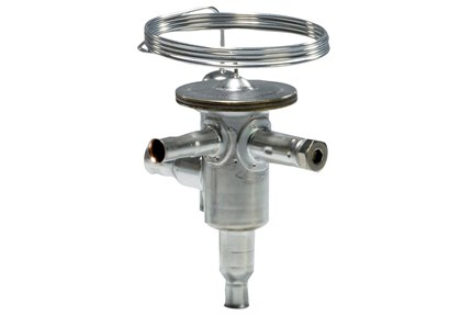 TUB/TUBE thermostatic expansion valves - Danfoss