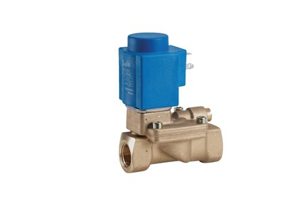 EV224B solenoid valve for Industrial Automation applications - Danfoss