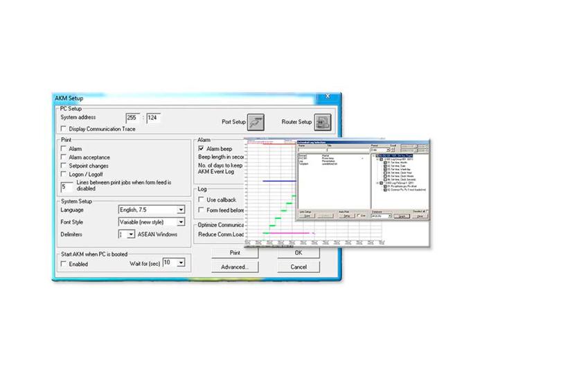 AKM refrigeration log | Download ADAP-KOOL® software | Danfoss