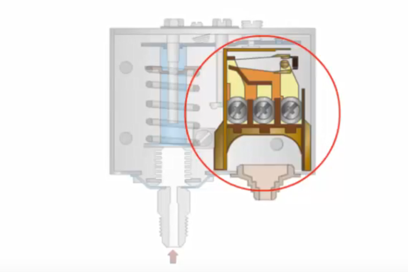 pressure and temperature control switch element - video – Danfoss