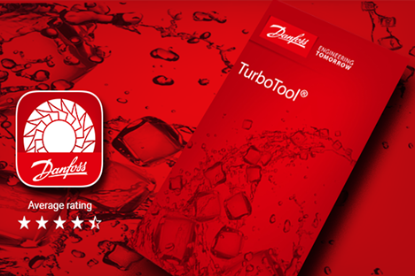 TurboTool - Danfoss CoolApp