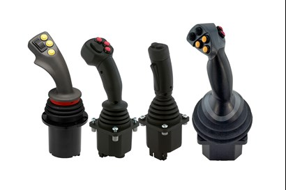 Legacy joysticks – Check out availability of legacy models | Danfoss