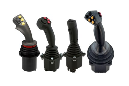 Legacy joysticks