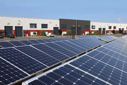Solar Power Danfoss