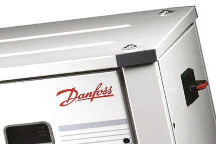 New dispatch area cold room powered by optyma™ plus Danfoss