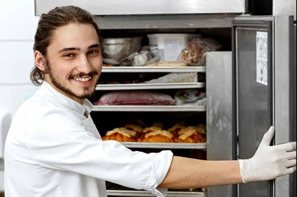 Hot gas defrost - the next step in commercial kitchen refrigeration