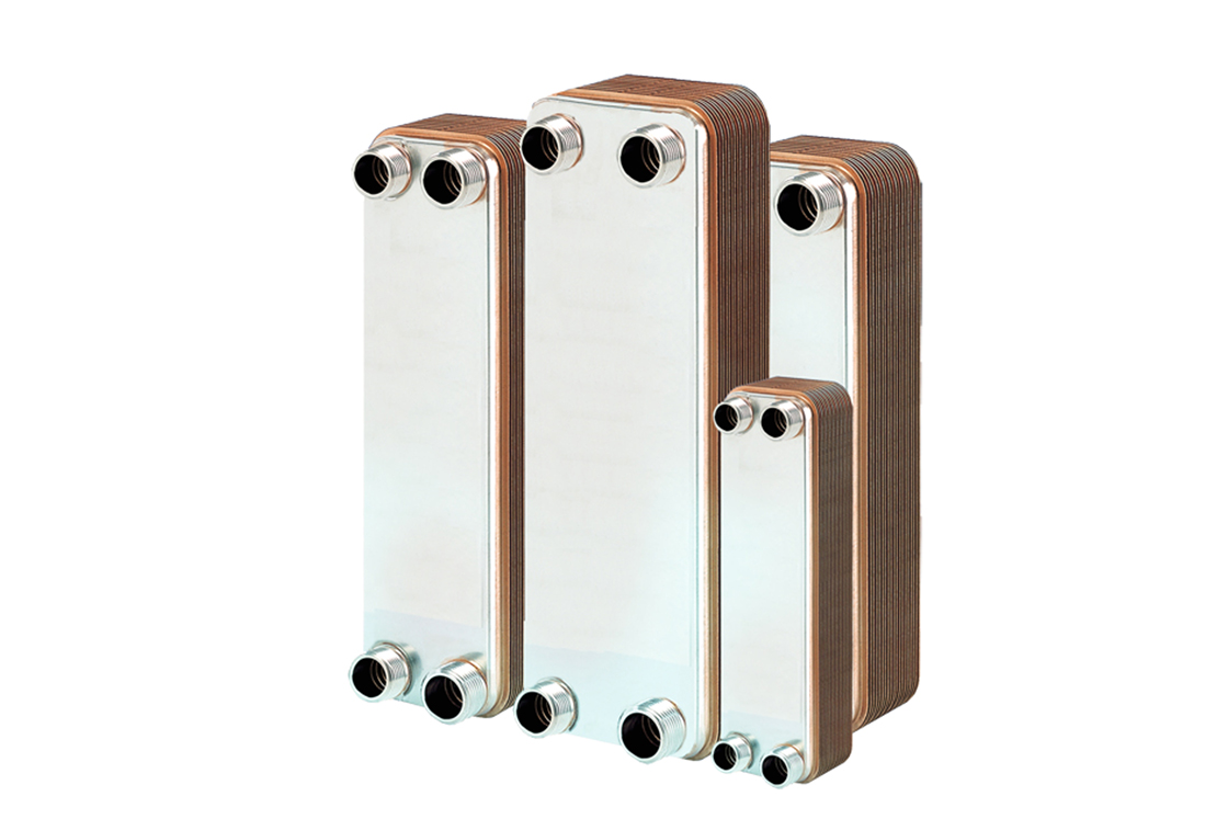 H-range Micro Plate Heat Exchangers
