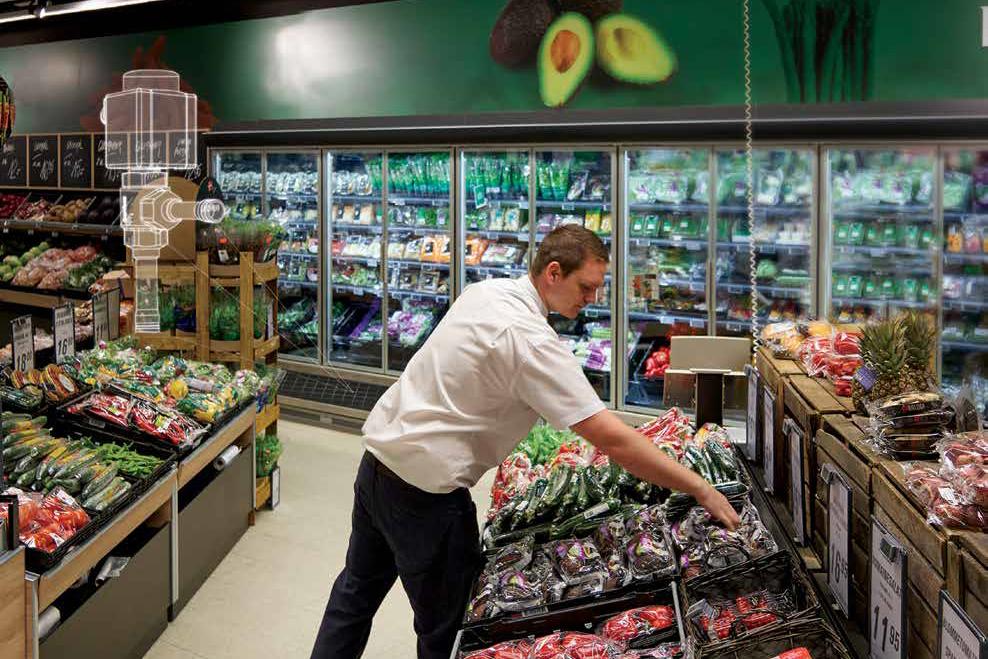 Industria de distribución alimentaria - Danfoss