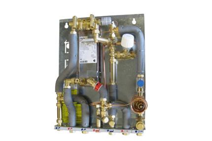 Direct heating systems | Danfoss