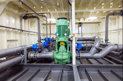 Optimizing Marine Pump Systems