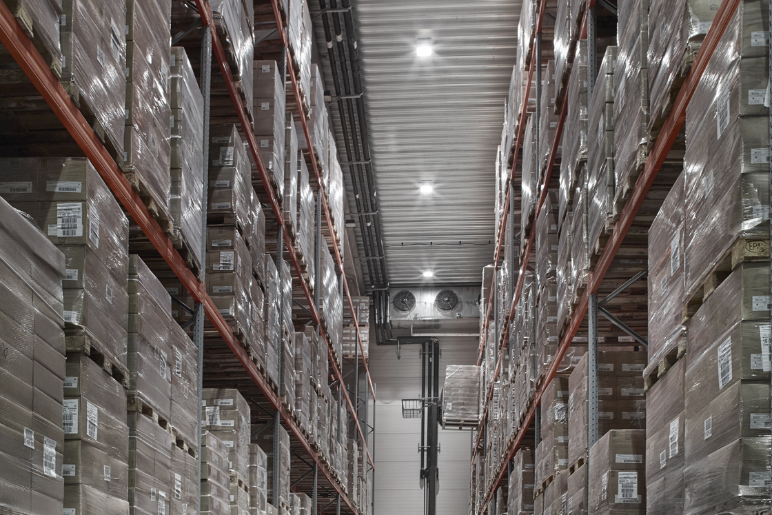 Cold storage in Industrial Refrigeration - Danfoss & Ammonia conversion for cold storage facility is simple with ICV ...