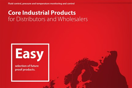 Core industrial products - Danfoss