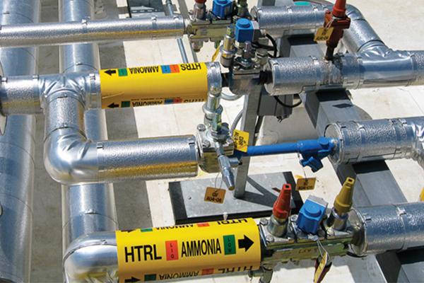 El amoníaco en refrigeración industrial: componentes de vanguardia de Danfoss