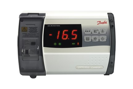 Basic Room Control with Optyma™ Control AK-RC 101/103 - Danfoss