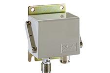 Box type marine approved pressure transmitter type EMP 2 danfoss