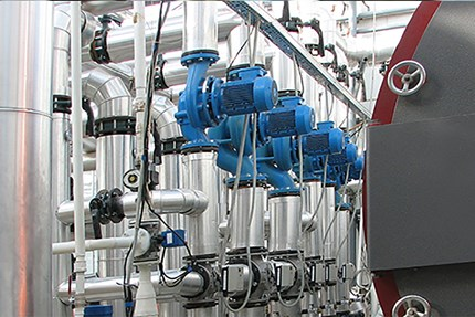 Danfoss Industrial Automation solutions for water pumps and boosters
