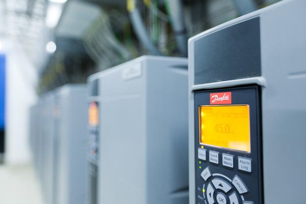 Global AC drive manufacturer - Danfoss Drives | Danfoss