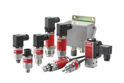Danfoss pressure transmitters for marine applications - product family