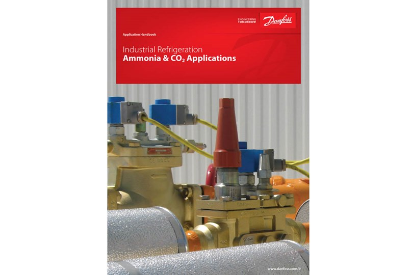 Danfoss Flexline application handbook for industrial refrigeration