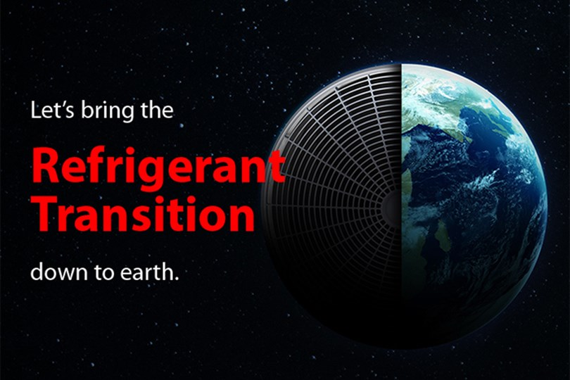 Danfoss solutions for low-GWP refrigerants - Bringing the refrigerant transition down to earth