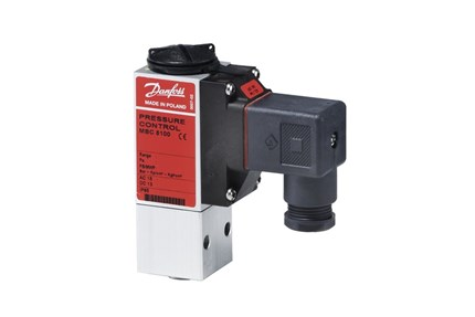 Danfoss MBC 5000 pressure switch