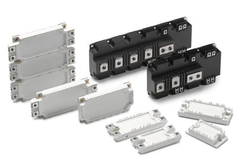 Power modules: IGBT and MOSFET | Danfoss