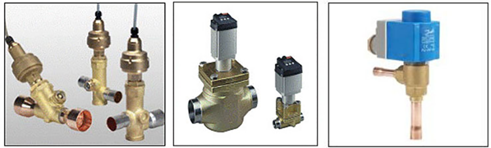 Electronic expansion valves - Continuous electric valves