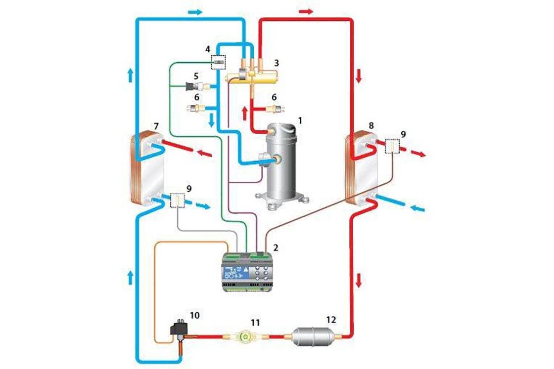 Danfoss Compressor Start Relay Wiring Diagram    Wiring Diagram