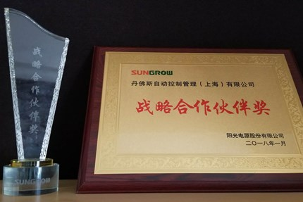 Strategic Partner Supplier Award