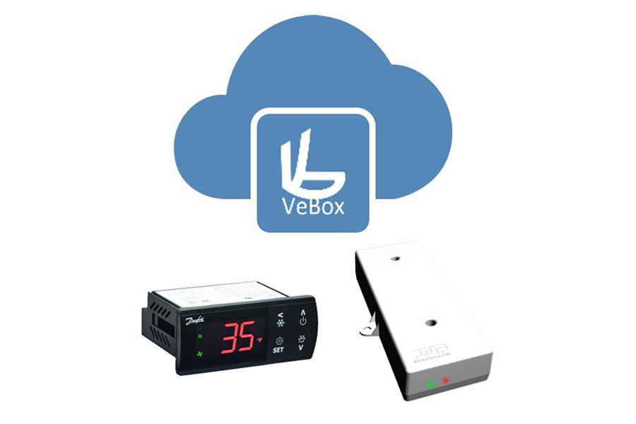 Soluciones del IoT y la nube de Danfoss