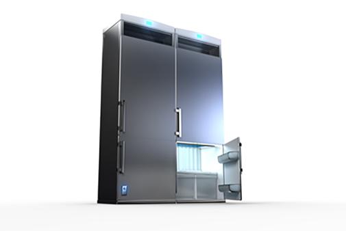 Commercial refrigerators and freezers | Danfoss