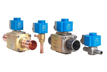 AKVH electric expansion valves - Danfoss