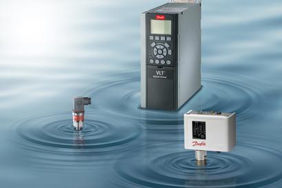 Water pump solutions for efficient water supply | Danfoss