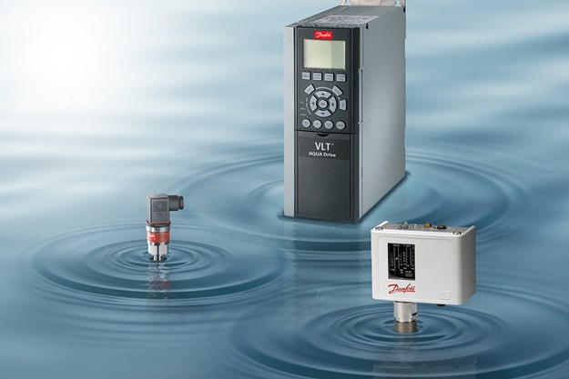 Danfoss Webinar: Facing a World of water under pressure