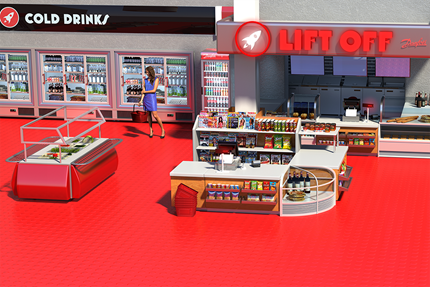 Danfoss solutions for commercial refrigeration | Convenience stores