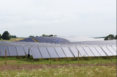 Solar heating plant reduces CO2 emissions by 15,700 tonnes annually