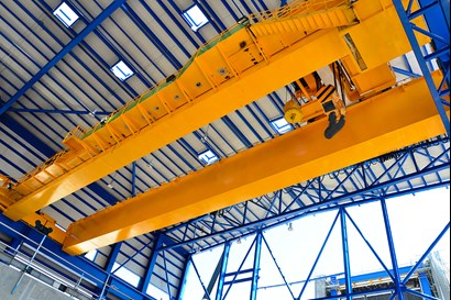 Better safety, better performance for cranes and hoists