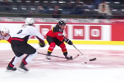 Cool tech for ice hockey ensures perfect match conditions