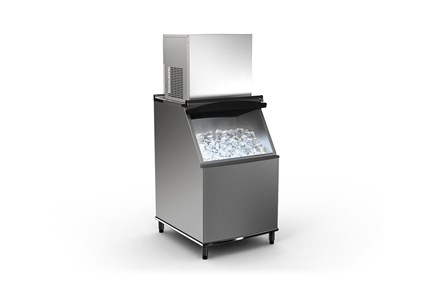 Commercial ice making machines - Danfoss solutions for commercial refrigeration