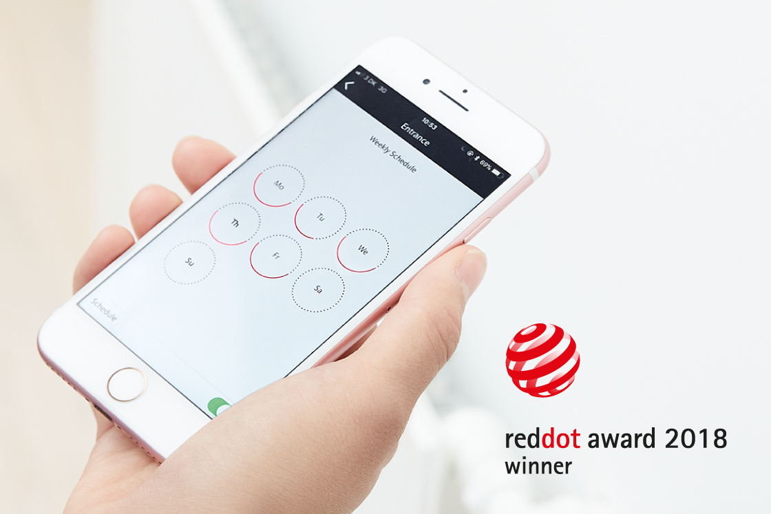 All Dots Connected Danfoss Recognized By The Red Dot Jury For High Design Quality Danfoss