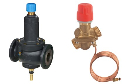 AB-PM Automatic balancing valves- Danfoss