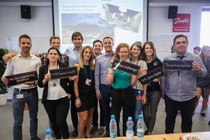 Summer school 2018 - Global district energy talents met